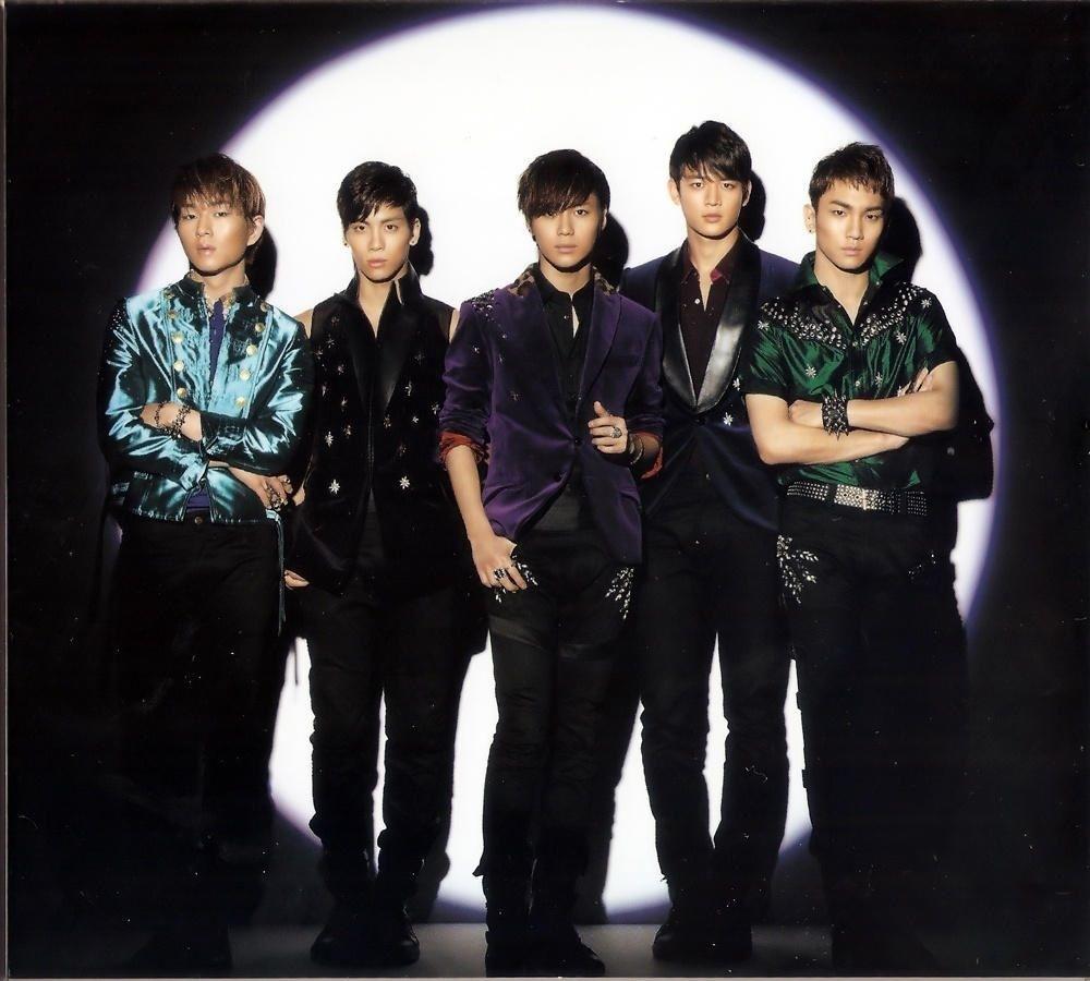 Shinee Us Tour